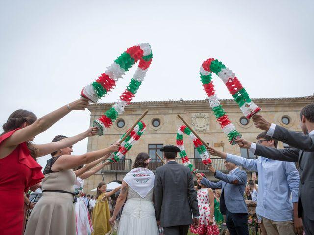 La boda de Sergio y Maitane en Argomaniz, Álava 39