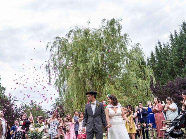 La boda de Sergio y Maitane en Argomaniz, Álava 40