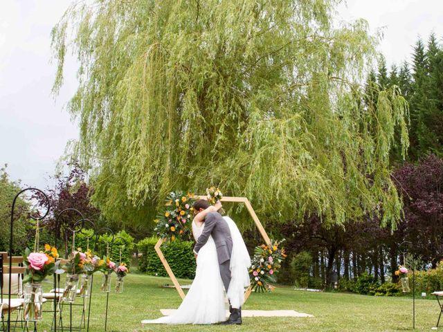 La boda de Sergio y Maitane en Argomaniz, Álava 41