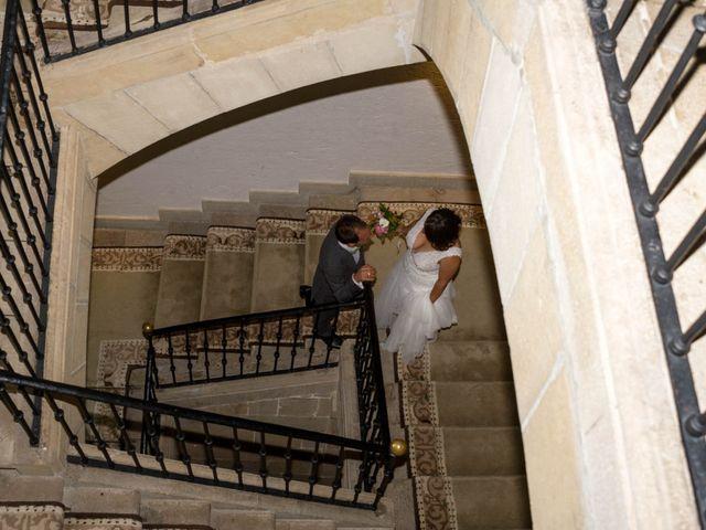 La boda de Sergio y Maitane en Argomaniz, Álava 43