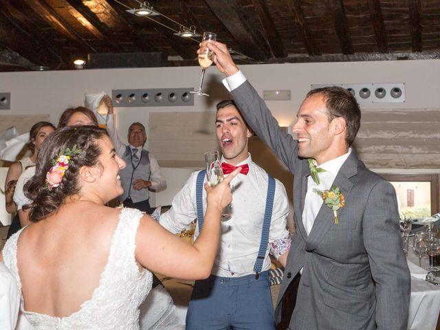 La boda de Sergio y Maitane en Argomaniz, Álava 45