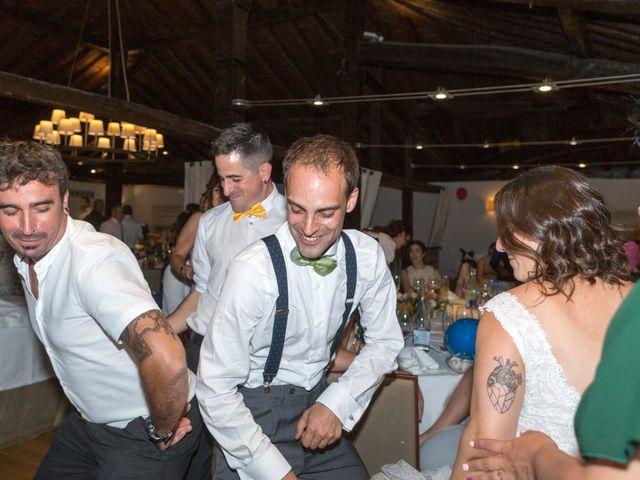 La boda de Sergio y Maitane en Argomaniz, Álava 47