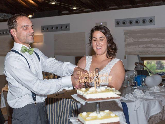 La boda de Sergio y Maitane en Argomaniz, Álava 48