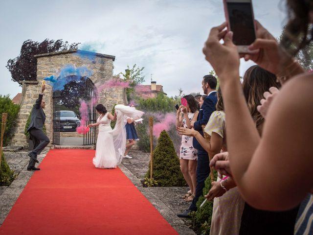 La boda de Sergio y Maitane en Argomaniz, Álava 53