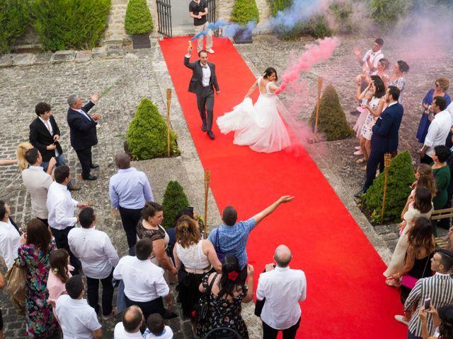 La boda de Sergio y Maitane en Argomaniz, Álava 55