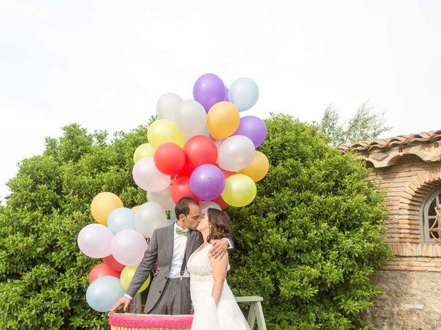 La boda de Sergio y Maitane en Argomaniz, Álava 56