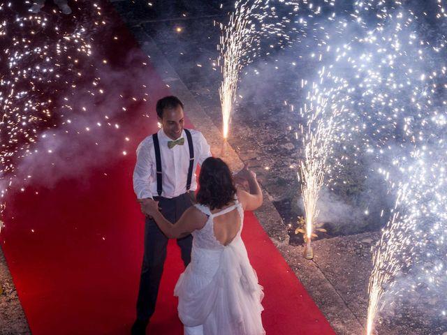 La boda de Sergio y Maitane en Argomaniz, Álava 61