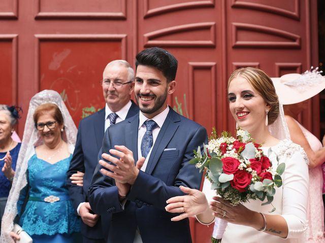 La boda de Marina y José en Alhaurin De La Torre, Málaga 2