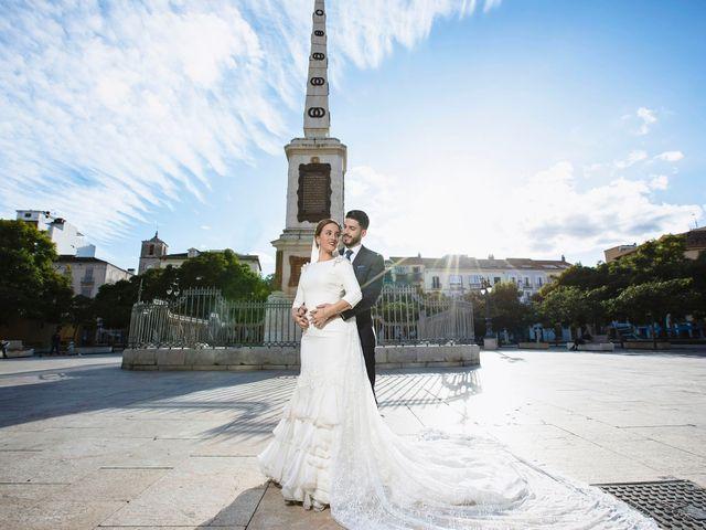 La boda de Marina y José en Alhaurin De La Torre, Málaga 3