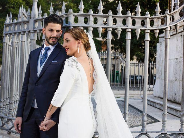 La boda de Marina y José en Alhaurin De La Torre, Málaga 6