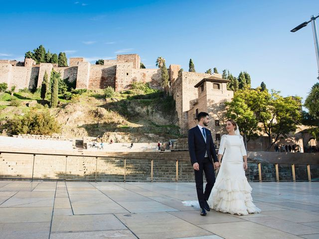 La boda de Marina y José en Alhaurin De La Torre, Málaga 8