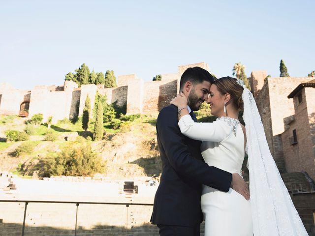 La boda de Marina y José en Alhaurin De La Torre, Málaga 9