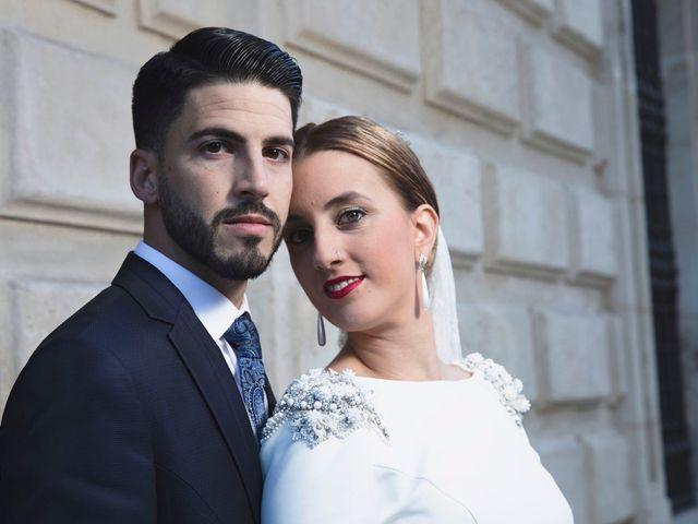 La boda de Marina y José en Alhaurin De La Torre, Málaga 11