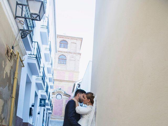 La boda de Marina y José en Alhaurin De La Torre, Málaga 12