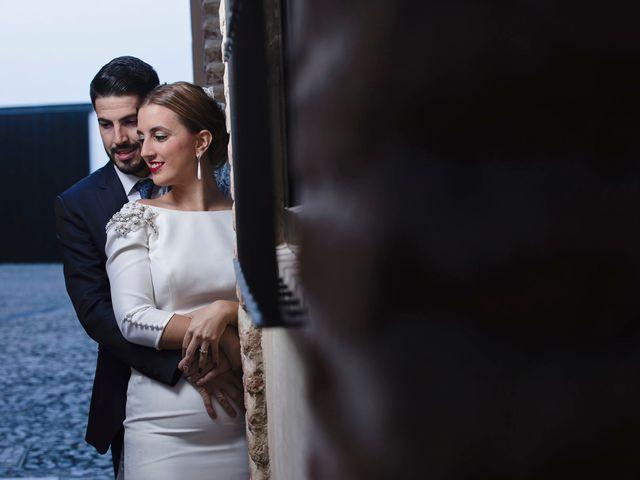 La boda de Marina y José en Alhaurin De La Torre, Málaga 13