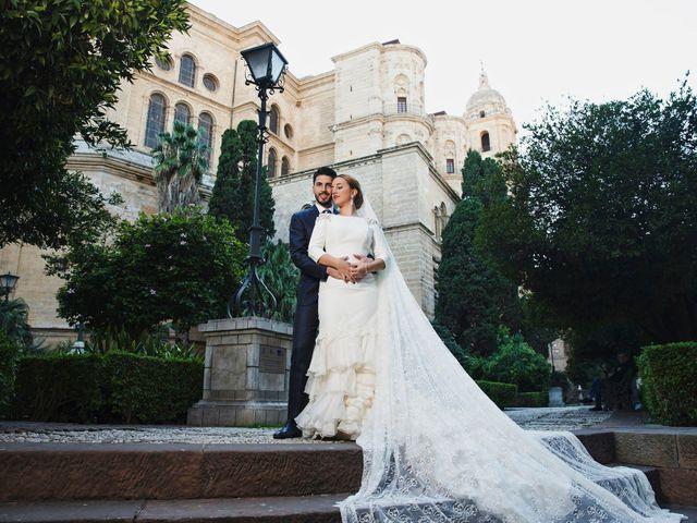 La boda de Marina y José en Alhaurin De La Torre, Málaga 15