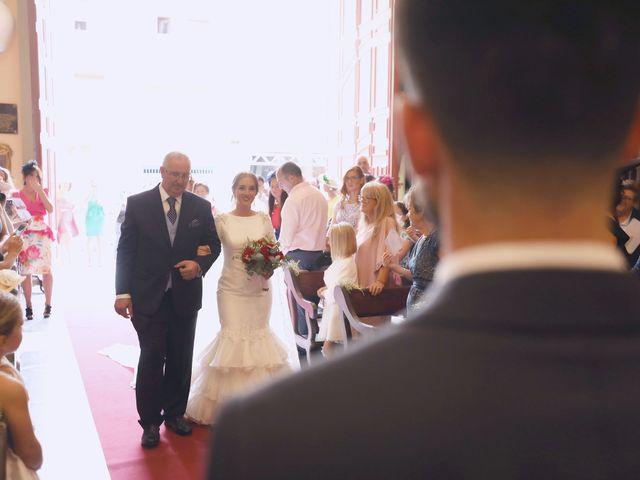 La boda de Marina y José en Alhaurin De La Torre, Málaga 19