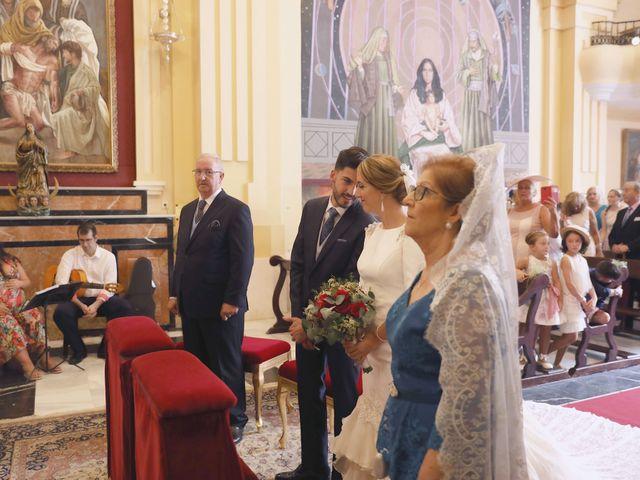 La boda de Marina y José en Alhaurin De La Torre, Málaga 20