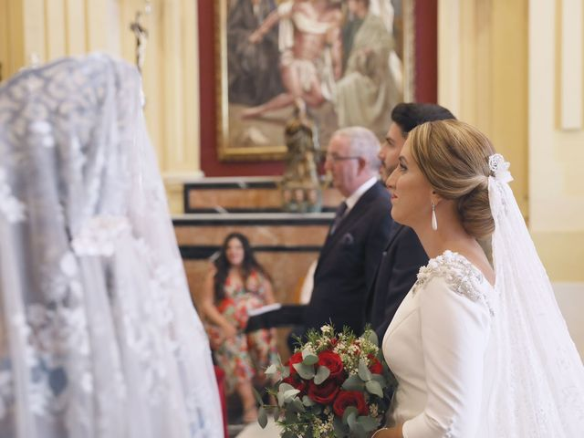 La boda de Marina y José en Alhaurin De La Torre, Málaga 21