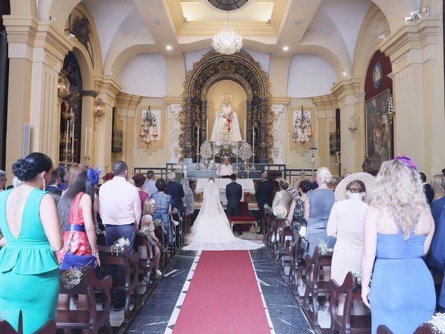 La boda de Marina y José en Alhaurin De La Torre, Málaga 22