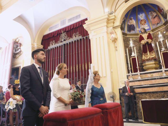 La boda de Marina y José en Alhaurin De La Torre, Málaga 24