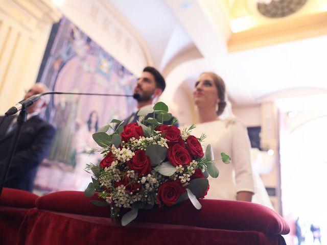 La boda de Marina y José en Alhaurin De La Torre, Málaga 26