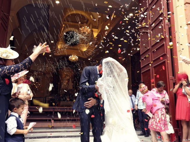 La boda de Marina y José en Alhaurin De La Torre, Málaga 29