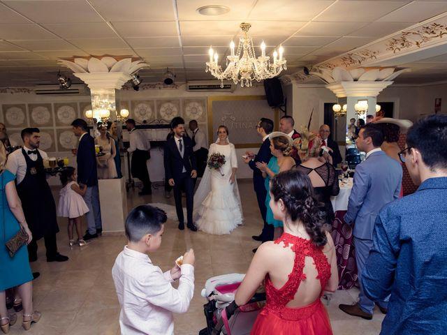 La boda de Marina y José en Alhaurin De La Torre, Málaga 32
