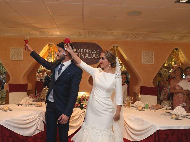La boda de Marina y José en Alhaurin De La Torre, Málaga 34