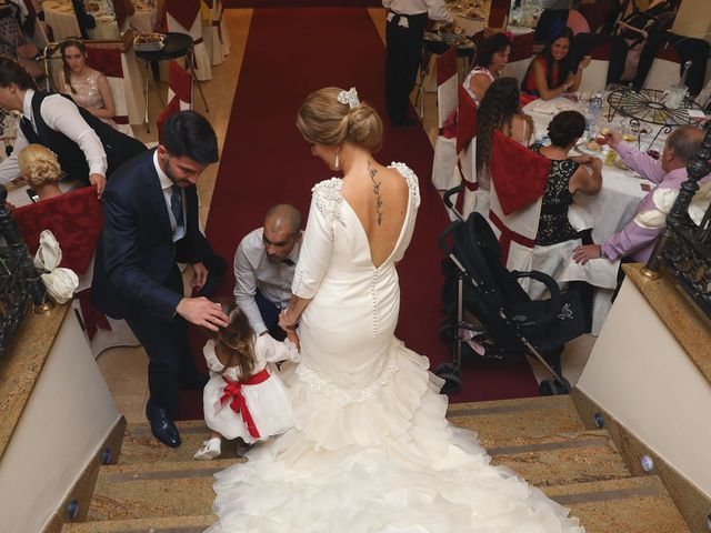 La boda de Marina y José en Alhaurin De La Torre, Málaga 36