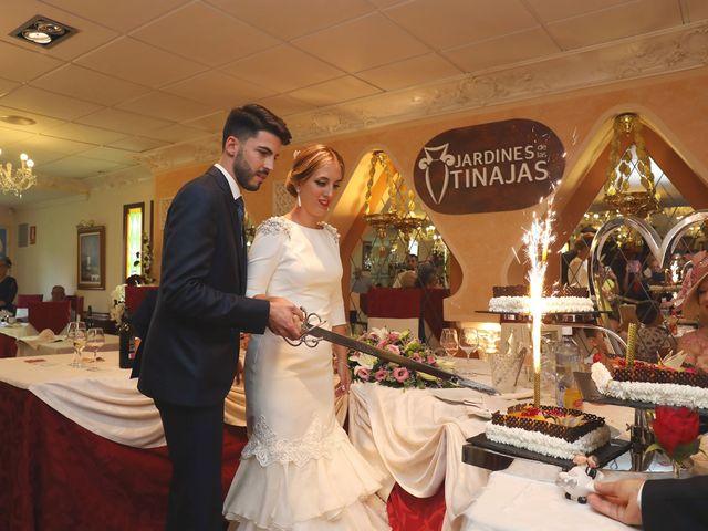La boda de Marina y José en Alhaurin De La Torre, Málaga 37
