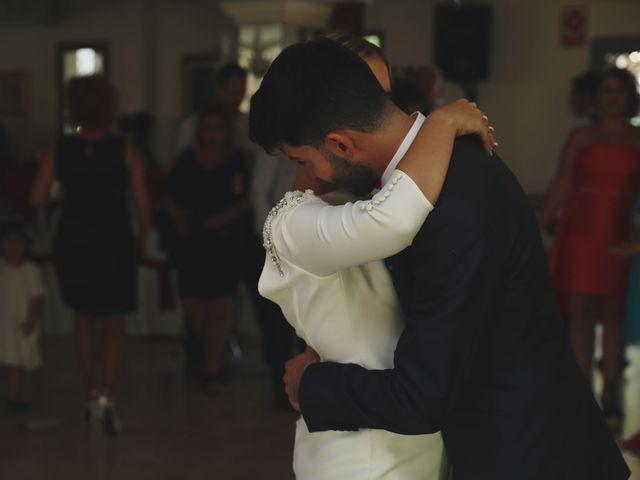 La boda de Marina y José en Alhaurin De La Torre, Málaga 38