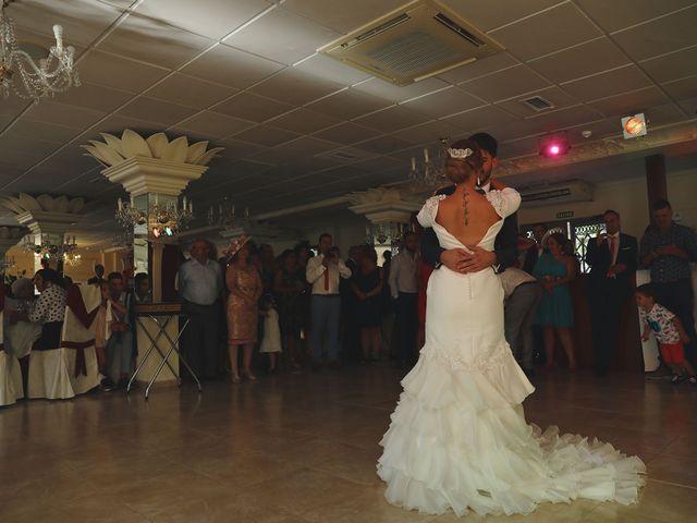 La boda de Marina y José en Alhaurin De La Torre, Málaga 39