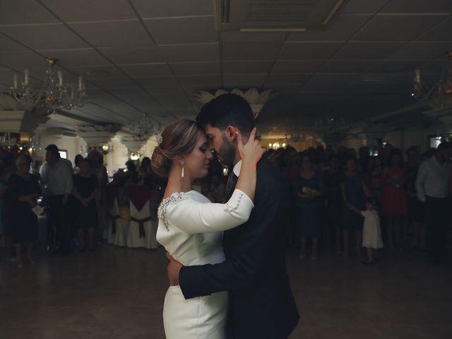 La boda de Marina y José en Alhaurin De La Torre, Málaga 41