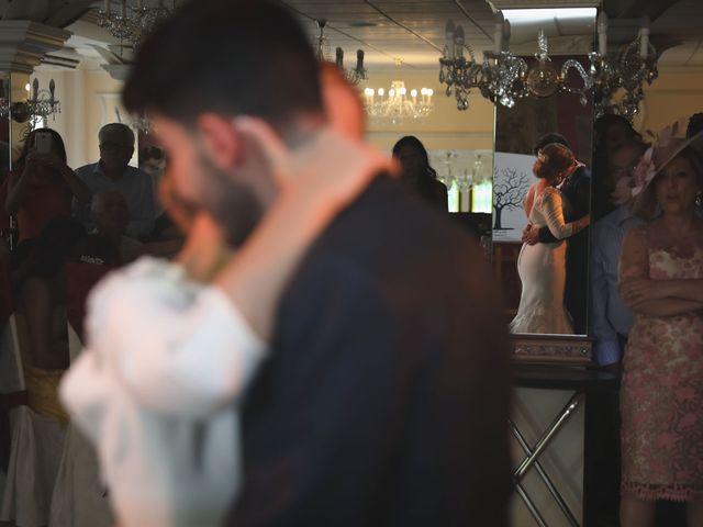 La boda de Marina y José en Alhaurin De La Torre, Málaga 43