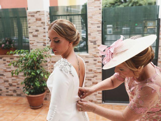 La boda de Marina y José en Alhaurin De La Torre, Málaga 60