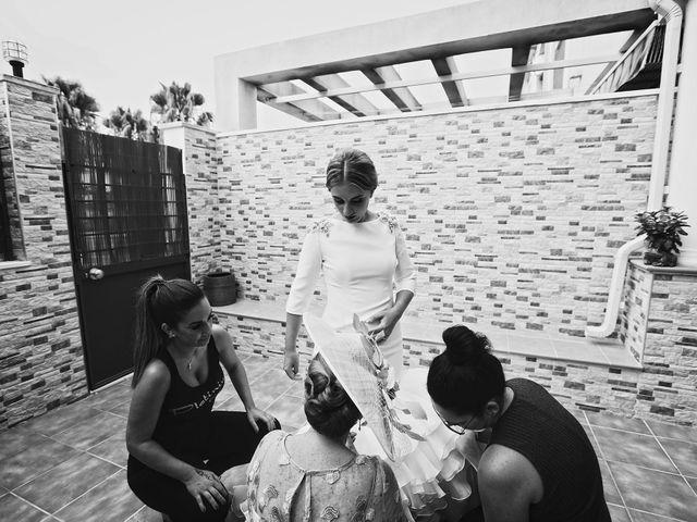 La boda de Marina y José en Alhaurin De La Torre, Málaga 62