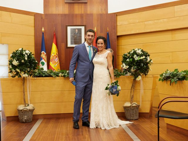 La boda de Luís Miguel y Gabriela en Las Rozas De Madrid, Madrid 1