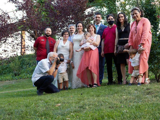 La boda de Luís Miguel y Gabriela en Las Rozas De Madrid, Madrid 2