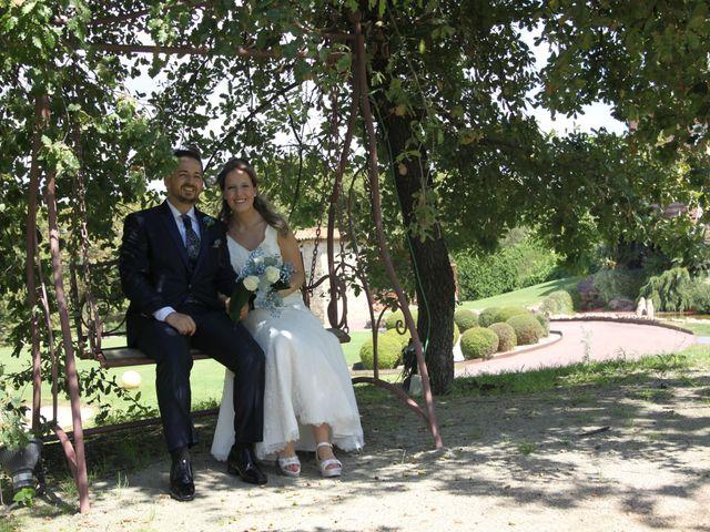 La boda de Claudia y Albert en Sant Fost De Campsentelles, Barcelona 2