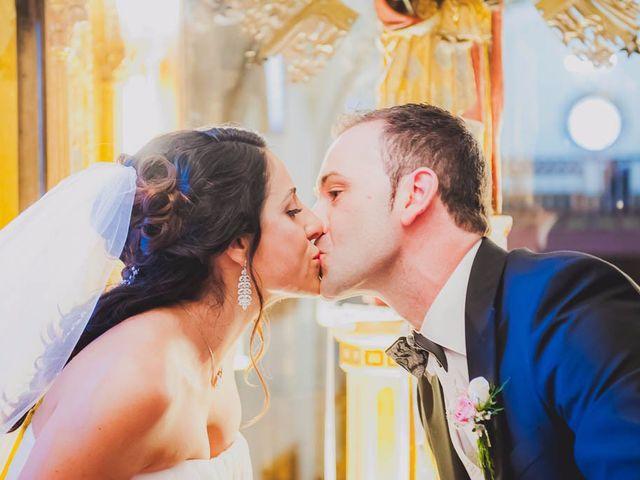 La boda de Naroa y Julen