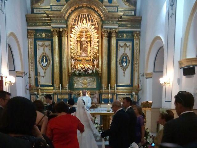 La boda de David y Mª Elena en El Palmar (El Palmar), Murcia 4