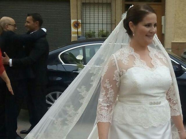 La boda de David y Mª Elena en El Palmar (El Palmar), Murcia 5