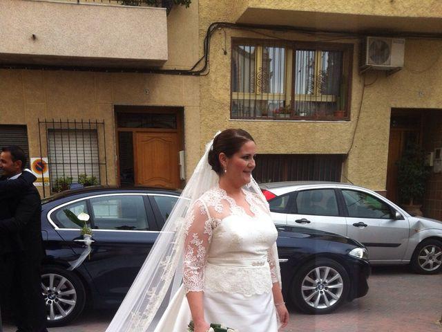 La boda de David y Mª Elena en El Palmar (El Palmar), Murcia 6