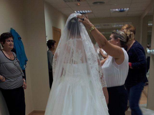 La boda de David y Mª Elena en El Palmar (El Palmar), Murcia 10