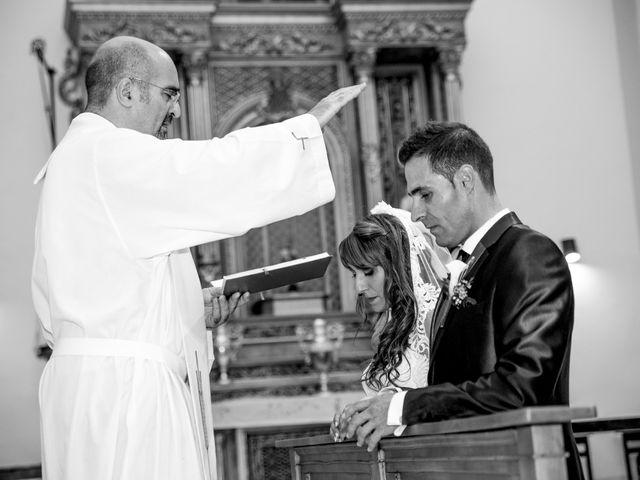 La boda de Jonathan y Mª Carmen en Illescas, Toledo 1