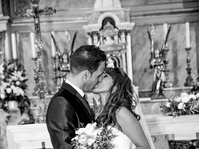 La boda de Jonathan y Mª Carmen en Illescas, Toledo 7