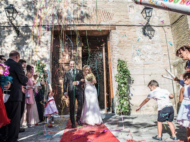 La boda de Jonathan y Mª Carmen en Illescas, Toledo 2