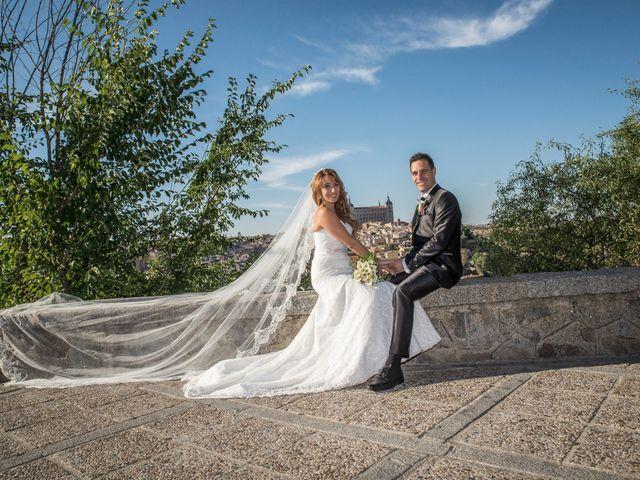 La boda de Jonathan y Mª Carmen en Illescas, Toledo 8