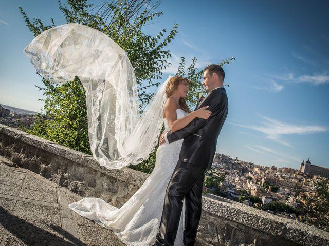La boda de Jonathan y Mª Carmen en Illescas, Toledo 9